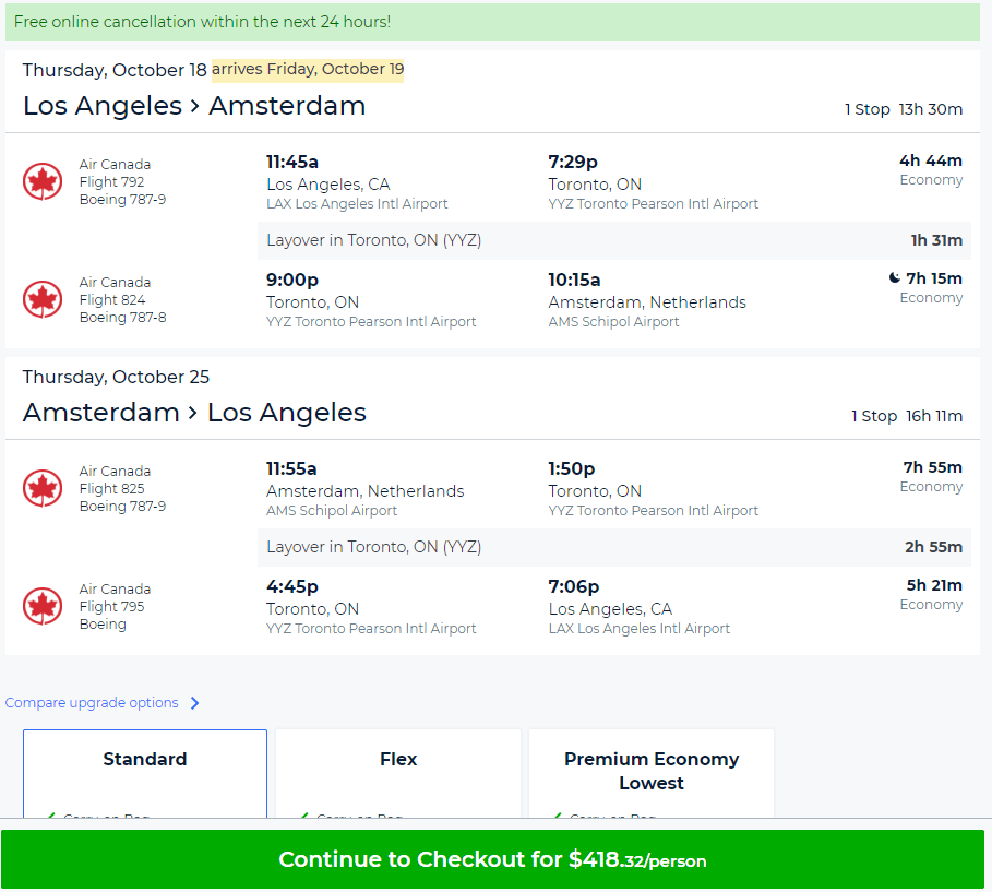 Priceline Los Angeles Hotel List